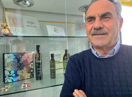 Una Chiacchierata con Orlando Timperio sulla Campagna Olearia 2019