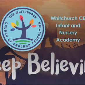 Whitchurch CE Infant and Nursery Academy Year Group Newsletters