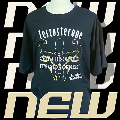 Men's Testosterone T-shirt