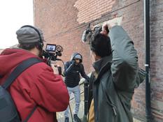 Crossing the Line Film