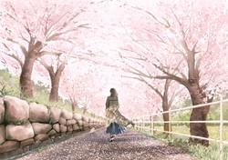 「春を連れて」