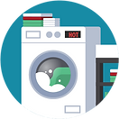 HomeOfficeHouston Clean_disinfect_laundr