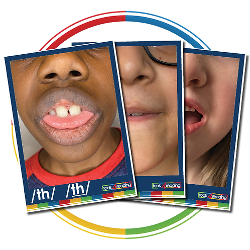 Kid Lips® Picture Cards Only