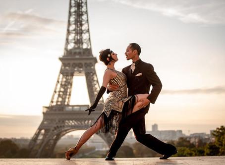 Stages de tango et valse avec Ivan et Virginie INOFRE le 12  janvier 2020