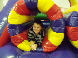 Reward Night Inflatables!