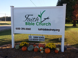 Our Sign in the Fall