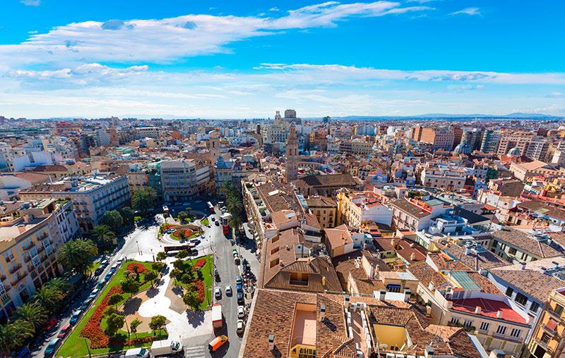 Vista-aérea-de-Valencia