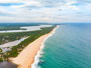 Tour package Sri Lanka - Tangalle Beach.