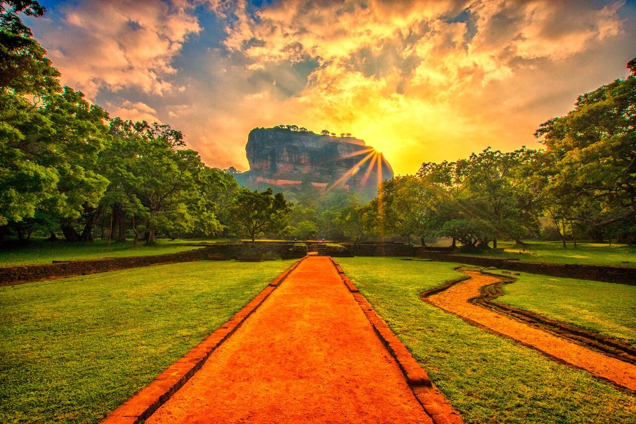 Sigiriya Tour Package Lanka