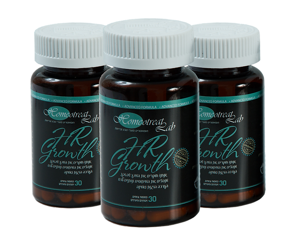HR growth supplement for hair loss