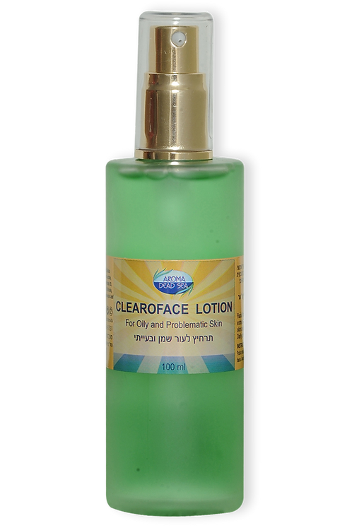 Lotion for oily and problematic skin | Clearoface Lotion