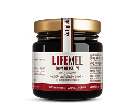 LIFEMEL | CHEMO and RADIATION SIDE EFFECTS SUPPORT HONEY  | 120ml