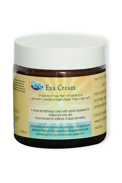 Atopic Dermatitis Natural Treatment | Eczema Natural Treatment | Exa Cream
