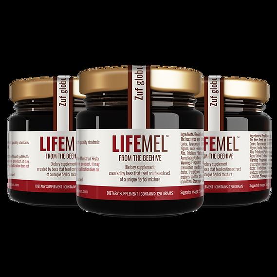 Lifemel 3 Jars.png