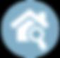 אייקון בית עם זכוכית מגדלת.png