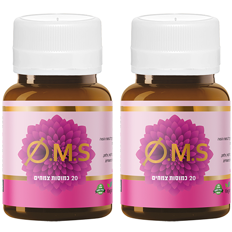 Premenstrual syndrome (PMS) Supplement | 40 Capsules