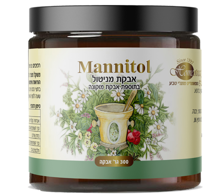Mannitol | Parkinson's Natural Treatment