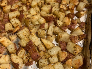 BEST ROASTED POTATOES