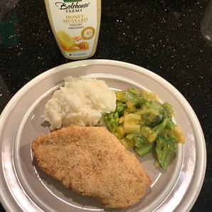 Crispy Air-Fried Chicken