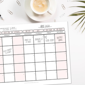 3 WAYS TO MAKE MEAL PLANNING EASY!