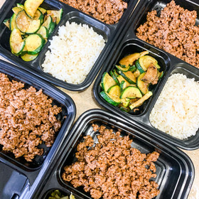 Beef & Rice Bowls
