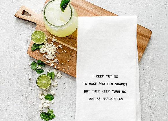 Margaritas Tea - Towel