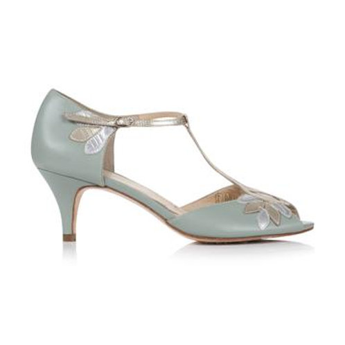 Rachel Simpson Shoes - Isla Mint