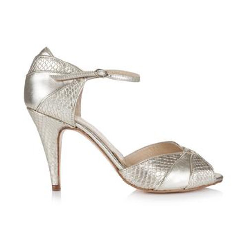 Rachel Simpson Shoes - Gigi Gold