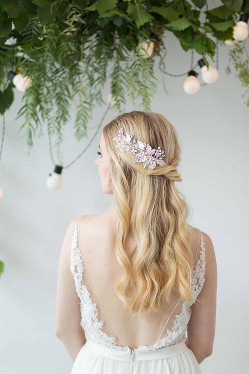 Serenyn Statement Large Bridal Hair Comb