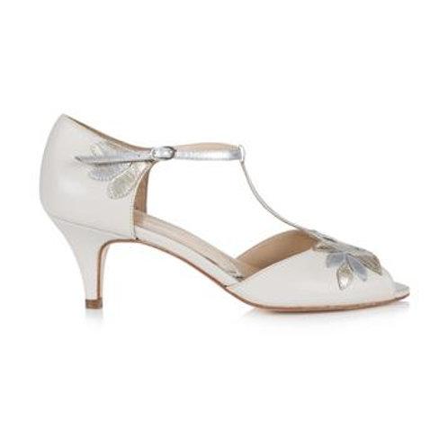 Rachel Simpson Shoes - Isla Ivory