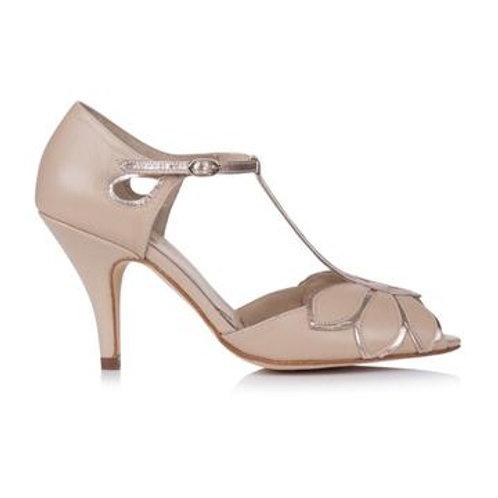 Rachel Simpson Shoes - Mimosa Rose Gold