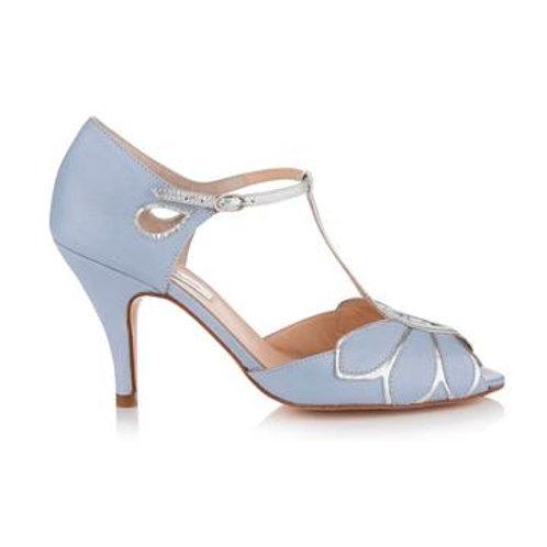 Rachel Simpson Shoes - Mimosa Blue
