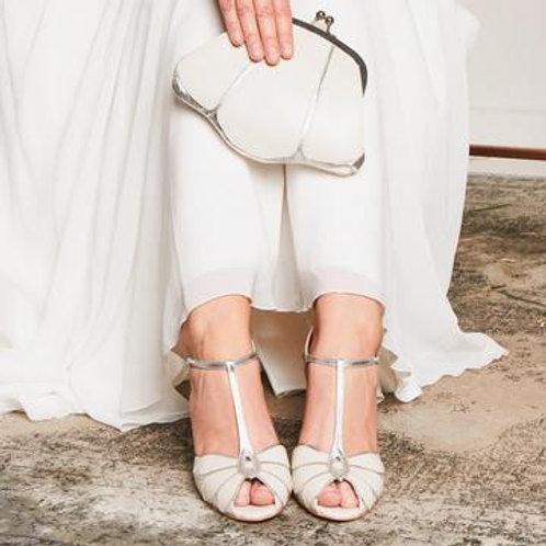 Rachel Simpson Shoes - Mimosa Ivory