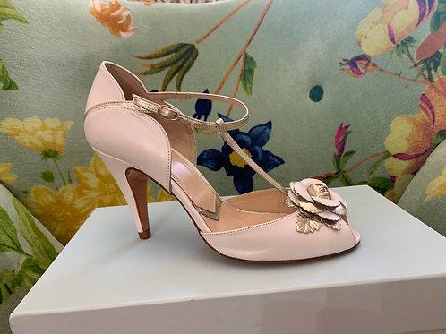 Rachel Simpson Shoes - Gabriella Ivory