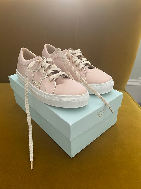 Rachel Simpson Shoes- Starlight Blush Trainers