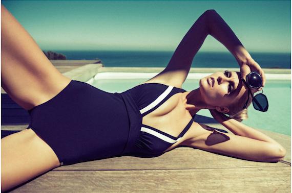 Model: Kristel Reiss