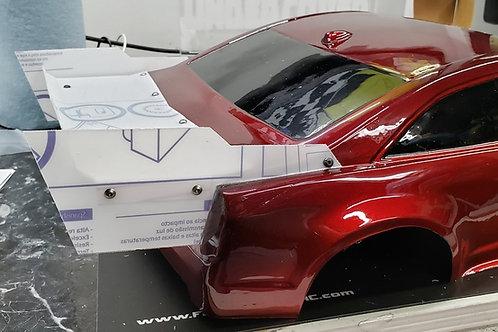 NEW Extreme Wing Kit for JConepts Cadillac ATS-V