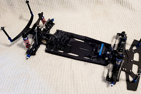 NEW Assassin Pro Chassis Conversion kit for Associated B6.2/B6.3(Pre-order Only)