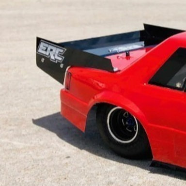 Pro Mod Wing kit for the JCONCEPTS Mustang Fox Body