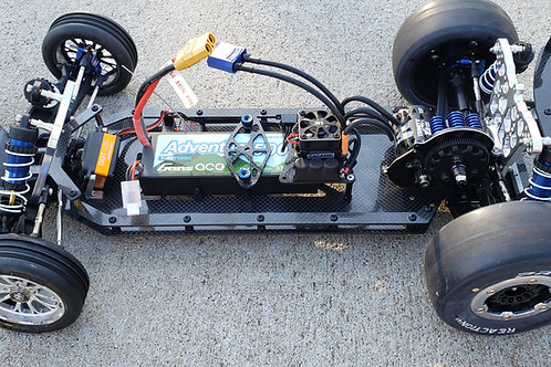 PRO 3MM Traxxas Double Tap Chassis Conversion Kit (pre-order)
