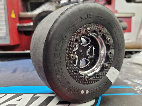 Recessed Beadlock Rings for Jconcepts Starfish Wheels