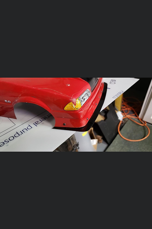 JCONCEPTS Fox Body Splitter