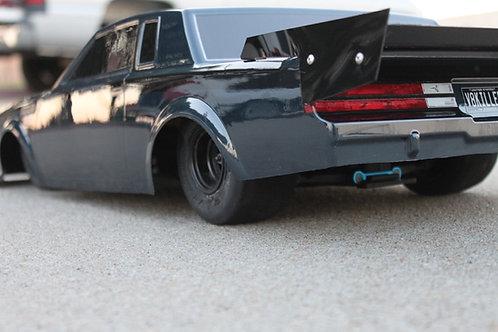 JCONCEPTS Buick Grand National Pro Mod wing kit