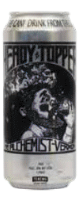 Heady Topper double IPA craft beer