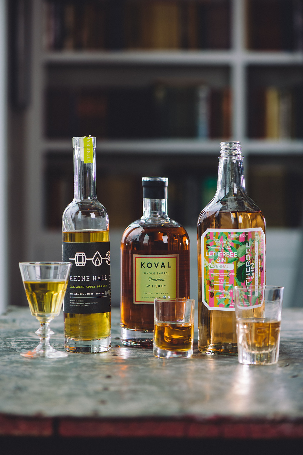 A collection of liquors and spirits to stock your liquor cabinet with