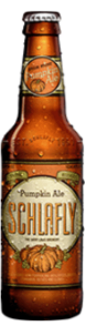 SCHLAFLY PUMPKIN ALE pumpkin craft beer