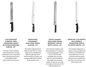 Knives that'll make for the perfect kitchen gift