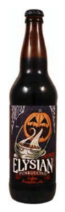 PUNKUCCINO pumpkin craft beer