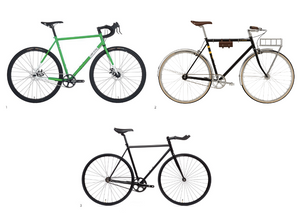 Here are some great bikes that'll help you cruise around Chicago and other cities