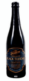 The Bruey's Black Tuesday beer